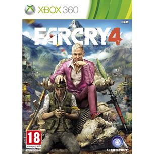 Xbox 360 mäng Far Cry 4