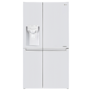 SBS-Refrigerator NoFrost, LG / height: 179 cm