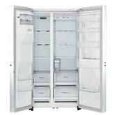 SBS-külmik LG (179 cm)
