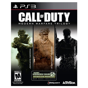 PS3 game Call of Duty: Modern Warfare Trilogy