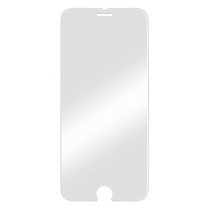 iPhone 6/6S ekraanikaitseklaas Premium Crystal,  Hama