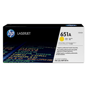 Toner HP 651A (yellow)
