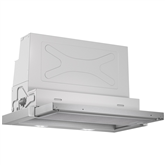 Pull-out cooker hood Bosch (740 m³/h)