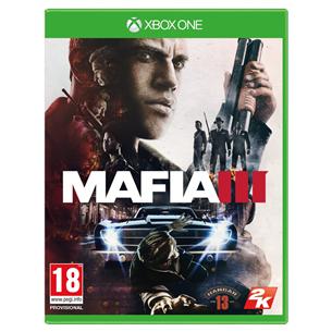 Xbox One mäng Mafia III