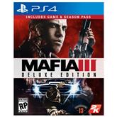 PS4 mäng Mafia III Deluxe Edition