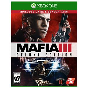 Xbox One game Mafia III Deluxe Edition
