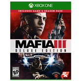 Xbox One game Mafia III Deluxe Edition