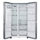 Холодильник Side-by-Side NoFrost, LG / высота: 179 см