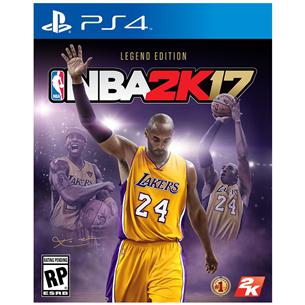 PS4 mäng NBA 2K17 Kobe Bryant Legend Edition