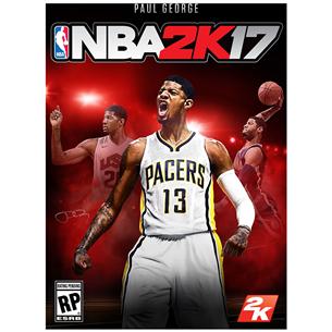 PC mäng NBA 2K17