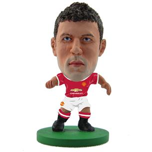 Figurine Michael Carrick Manchester United, SoccerStarz