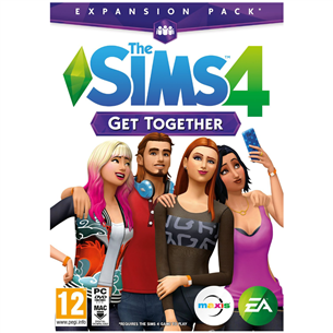 PC game The Sims 4: Get Together 5035224112753