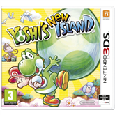 3DS mäng Yoshis New Island