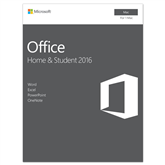 Office Home & Student 2016, Microsoft / ENG, Mac