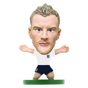 Kujuke Jamie Vardy England, SoccerStarz