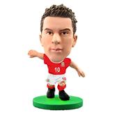 Figurine Aaron Ramsey Wales, SoccerStarz