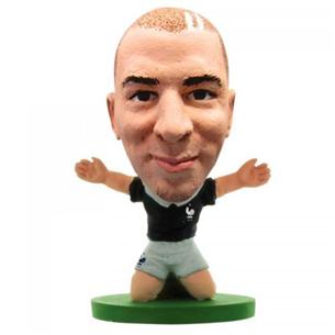 Figurine Karim Benzema France, SoccerStarz