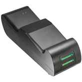 Duo Charging Dock GXT 247 + accumulator for Xbox One Trust