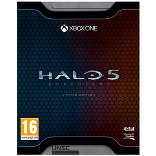 Xbox One mäng Halo 5: Guardians Limited Edition