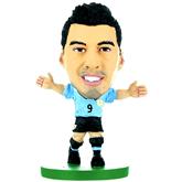 Kujuke Luis Suarez Uruguay, SoccerStarz