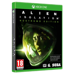 Xbox One mäng Alien: Isolation - Nostromo Edition