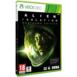 Xbox 360 mäng Alien: Isolation - Nostromo Edition