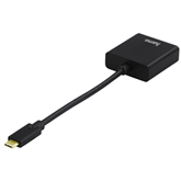 Адаптер Hama USB-C -- HDMI