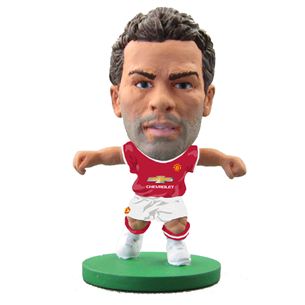 Kujuke Soccerstarz Juan Mata Manchester United