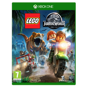 Xbox One mäng LEGO Jurassic World 5051895395301
