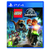 PS4 mäng LEGO Jurassic World