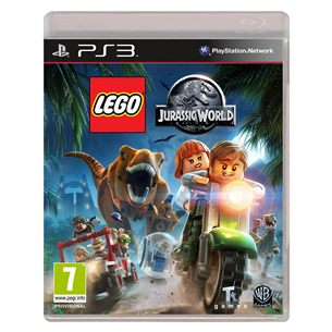 PS3 mäng LEGO Jurassic World