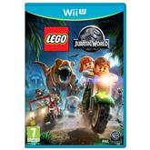 WiiU mäng LEGO Jurassic World