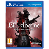 PS4 mäng Bloodborne Game of the Year Edition