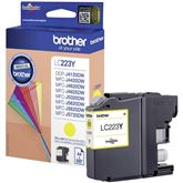 Ink cartridge Brother LC223Y (yellow)