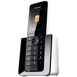 Juhtmeta lauatelefon Panasonic KX-PRS110