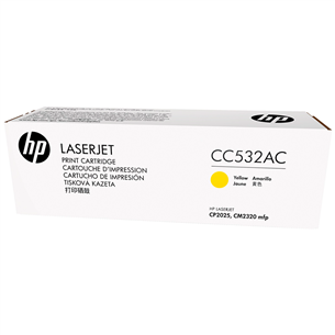 Toner HP CC532AC (yellow)