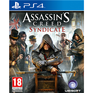 PS4 mäng Assassin's Creed Syndicate
