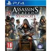 PS4 game Assassin's Creed Syndicate