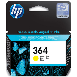 Cartridge HP 364 / yellow