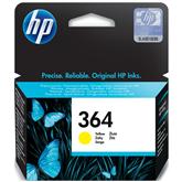 Tindikassett HP 364 / kollane
