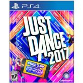 PS4 mäng Just Dance 2017