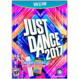 WiiU mäng Just Dance 2017