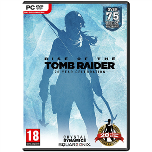 Arvutimäng Rise of the Tomb Raider 20 Year Celebration