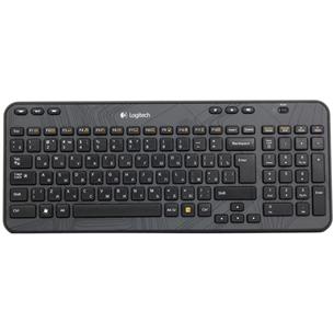 Juhtmeta klaviatuur Logitech K360 / RUS