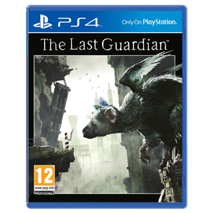 PS4 mäng The Last Guardian