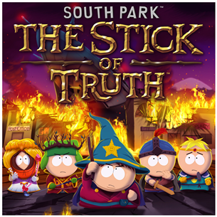 Xbox360 mäng South Park: The Stick of Truth