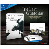 PS4 game The Last Guardian Steelbook Edition