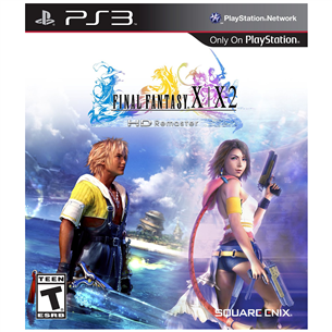 PlayStation 3 mäng Final Fantasy X/X-2 HD Remaster