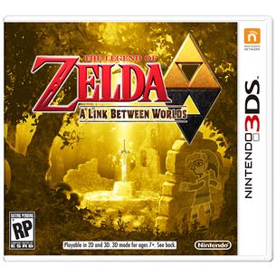 Nitendo 3DS mäng The Legend of Zelda: A Link Between Worlds