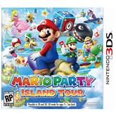Nitendo 3DS mäng Mario Party: Island Tour